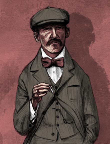 Arthur – Peaky Blinders